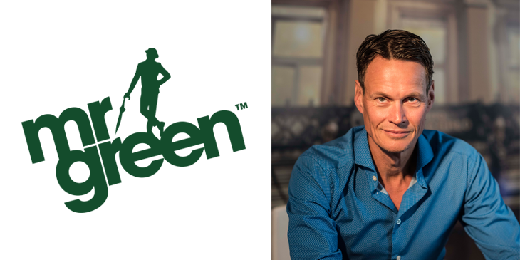 60 seconds with Mr Jesper Karrbrink, CEO, Mr Green image