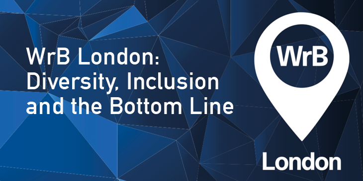 WrB London: Diversity, Inclusion and the Bottom Line image